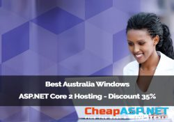 Best Australia Windows ASP.NET Core 2 Hosting - Discount 35%