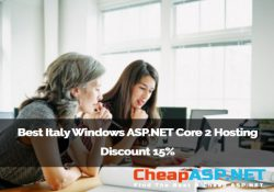 Best Italy Windows ASP.NET Core 2 Hosting – Discount 15%