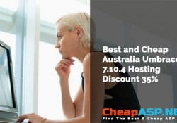 Best and Cheap Australia Umbraco 7.10.4 Hosting Discount 35%