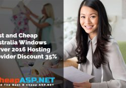 Best and Cheap Australia Windows Server 2016 Hosting Provider Discount 35%