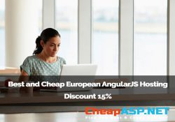 Best and Cheap European AngularJS Hosting Discount 15%