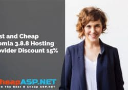 Best and Cheap Joomla 3.8.8 Hosting Provider Discount 15%