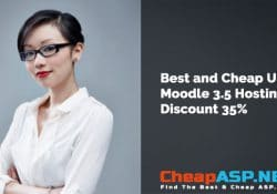 Best and Cheap UK Moodle 3.5 Hosting - Discount 35%