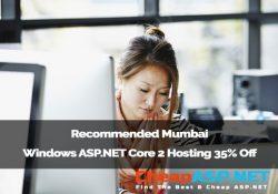 Recommended Mumbai Windows ASP.NET Core 2 Hosting 35% Off