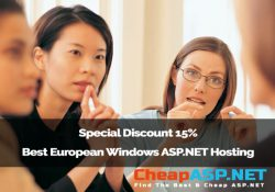 Special Discount 15% Best European Windows ASP.NET Hosting