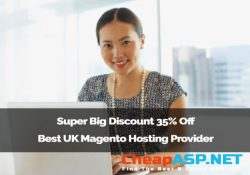 Super Big Discount 35% Off Best UK Magento Hosting Provider