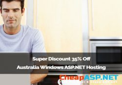 Super Discount 35% Off Australia Windows ASP.NET Hosting