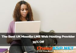The Best UK Moodle LMS Web Hosting Provider 35% Off