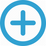 add-create-new-function-blue-round-512