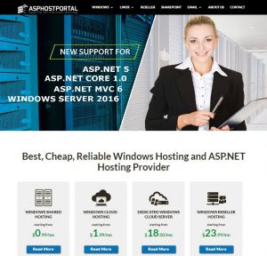Cheap ASP.NET Core 2.1.5 Hosting - ASPHostPortal Review, Rating and Exclusive 15% Off