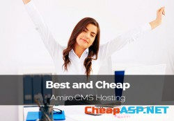 Best and Cheap Amiro.CMS Hosting