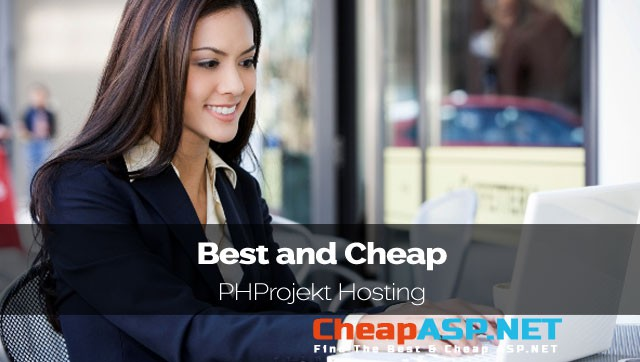 Best and Cheap PHProjekt Hosting