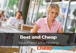 Best and Cheap WordPress 4.2.4 Hosting