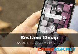 Best and Cheap ASP.NET Core 1.0.1 Hosting Providers