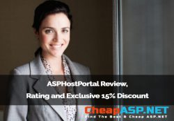 ASPHostPortal Review, Rating and Exclusive 15% Discount