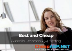 Best and Cheap Australia Umbraco 7.5.4 Hosting
