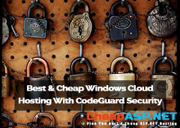 Best and Cheap Windows Cloud Hosting with CodeGuard Security