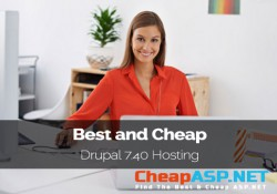 Best and Cheap Drupal 7.40 Hosting