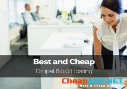 Best and Cheap Drupal 8.0.0 Hosting