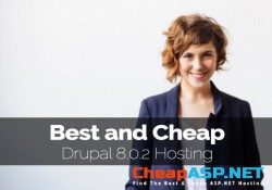Best and Cheap Drupal 8.0.2 Hosting