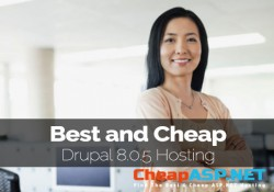 Best and Cheap Drupal 8.0.5 Hosting
