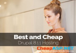Best and Cheap Drupal 8.1.1 Hosting