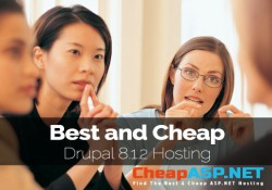Best and Cheap Drupal 8.1.2 Hosting