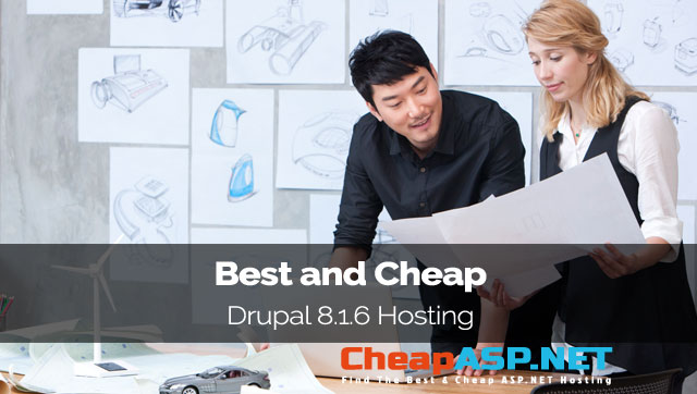 Best and Cheap Drupal 8.1.6 Hosting