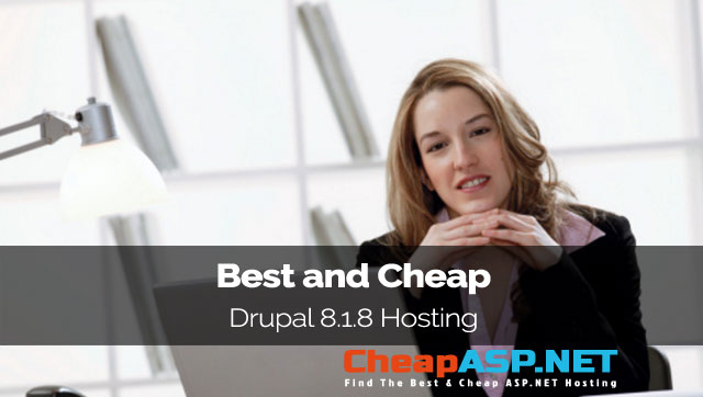 Best and Cheap Drupal 8.1.8 Hosting