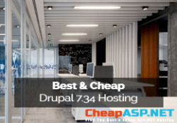 Best and Cheap Drupal 7.34 Hosting