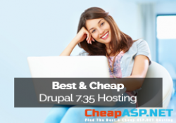 Best and Cheap Drupal 7.35 Hosting