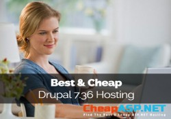 Best and Cheap Drupal 7.36 Hosting
