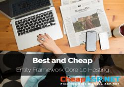 Best and Cheap Entity Framework Core 1.0 Hosting