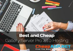 Best and Cheap Gallery Server Pro 4.1.0 Hosting