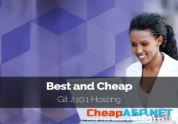 Best and Cheap Git 2.10.1 Hosting