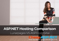 ASP.NET Hosting Comparison - Lunarpages VS ASPHostPortal