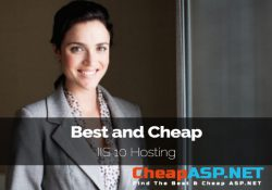 Best and Cheap IIS 10 Hosting Provider With The Latest Server Configuration