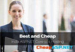 Best and Cheap India ASP.NET Core 1.0.1 Hosting Provider