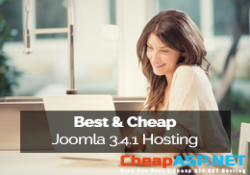 Best and Cheap Joomla 3.4.1 Hosting