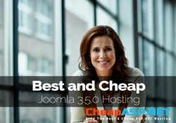 Best and Cheap Joomla 3.5.0 Hosting in Linux Server