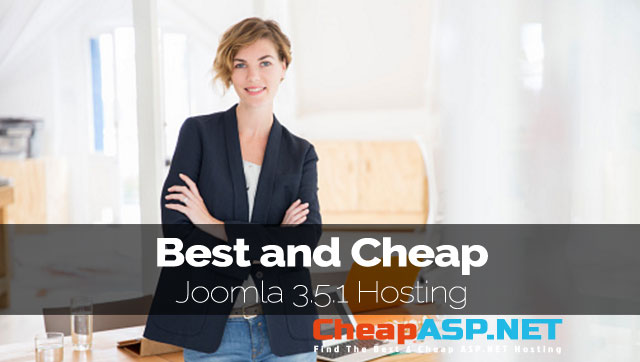 Best and Cheap Joomla 3.5.1 Hosting in Linux Server
