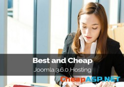 Best and Cheap Joomla 3.6.0 Hosting in Linux Server
