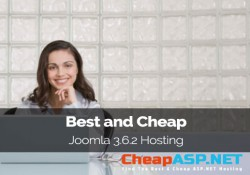 Best and Cheap Joomla 3.6.2 Hosting in Linux Server