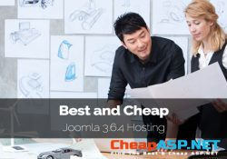 Best and Cheap Joomla 3.6.4 Hosting in Linux Server