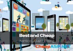 Best and Cheap Kentico 9.0.42 Hosting