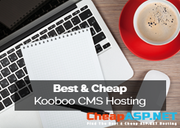 best and cheap kooboo cms hosting