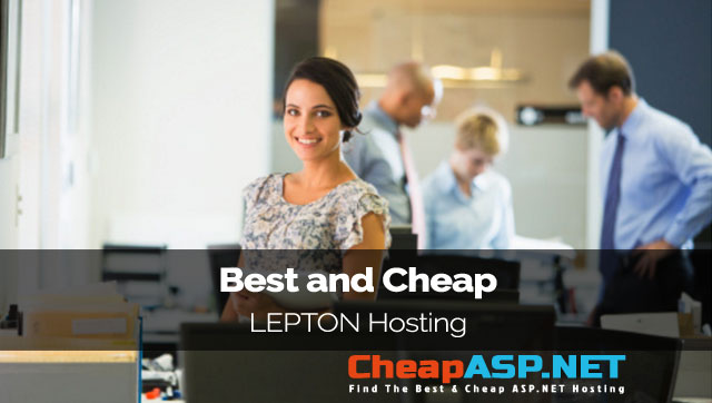 Best and Cheap LEPTON Hosting