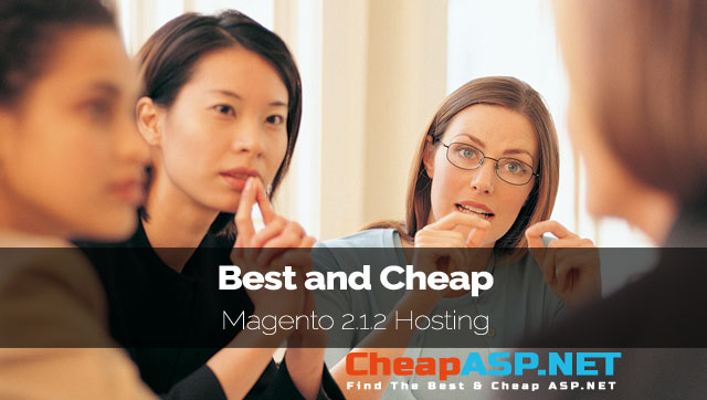 Best and Cheap Magento 2.1.2 Hosting