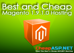Best and Cheap Magento 1.9.1.0 Hosting