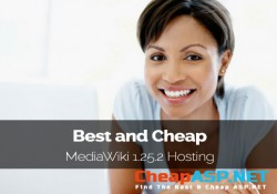 Best and Cheap MediaWiki 1.25.2 Hosting Provider Offering Globally Data Center